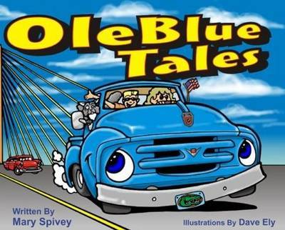 Ole Blue Tales by Mary Spivey image