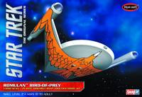 Polar Lights: 1/1000 Star Trek Romulan Bird of Prey