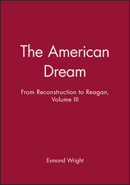 The American Dream by Esmond Wright image