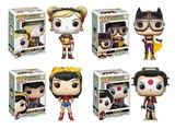 DC Bombshells - Pop! Vinyl Bundle (with a chance for a Chase Vinyl!)