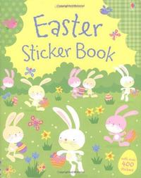 Easter Sticker Book by Fiona Watt