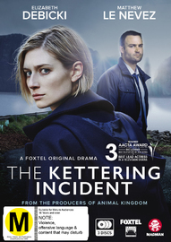 The Kettering Incident on DVD image