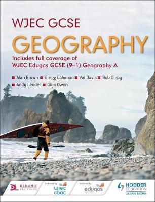 WJEC GCSE Geography by Andy Owen image