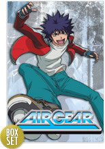 Air Gear - Vol. 1 (Collector's Box) on DVD