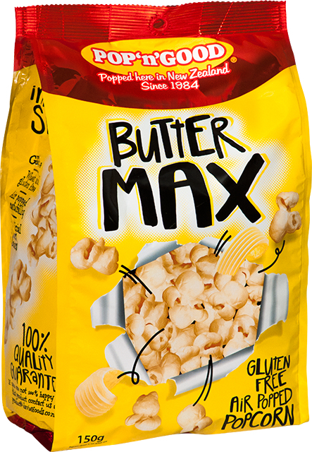 Pop'n'Good - Butter Max (150g)