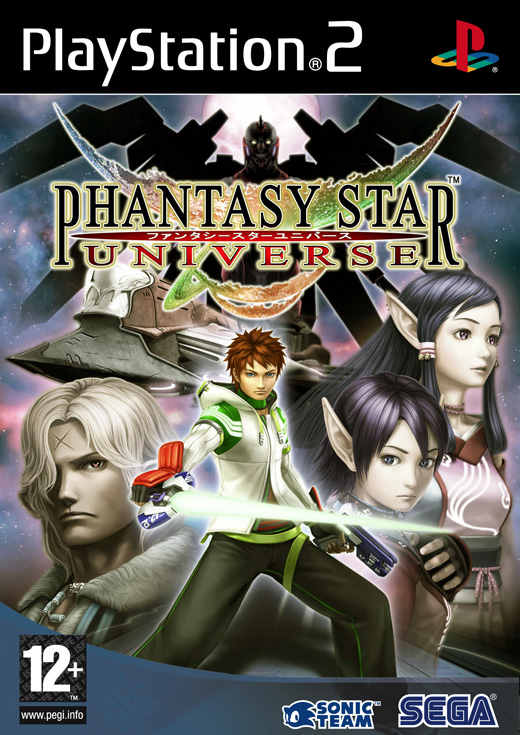 Phantasy Star Universe for PlayStation 2 image
