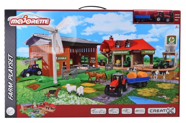 Majorette: Big Farm - Playset