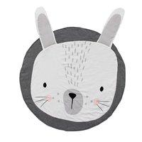 Mister Fly: Animal Face Playmat - Bunny