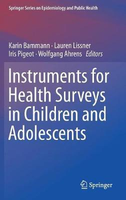 Instruments for Health Surveys in Children and Adolescents image