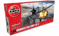 Airfix Hawker Sea Fury FB.II 1:48 - Model Kit