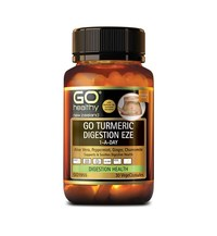 Go Healthy - GO Turmeric Digest Eze 1-A-Day (30 Vegecaps)