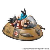 Dragon Ball Mecha Collection: Ox-King's Car - Model Kit