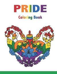 PRIDE Coloring Book by Sujatha Lalgudi image