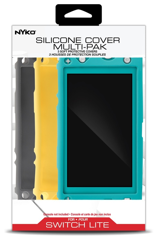 Nyko Switch Lite Silicon Cover Multi-Pack for Switch