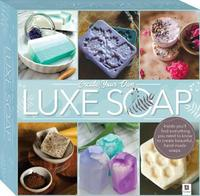 Hinkler: Create Your Own - Luxe Soap Kit image