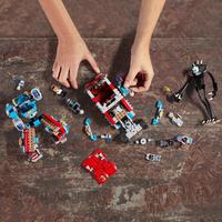 LEGO Hidden Side: Phantom Fire Truck 3000 - (70436)