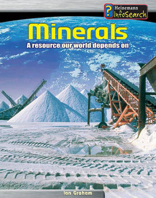 Earths Resources: Minerals Paperback by Ian Graham image