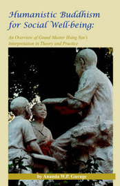 Humanistic Buddhism for Social Well-being by Ananda Wp Guruge image