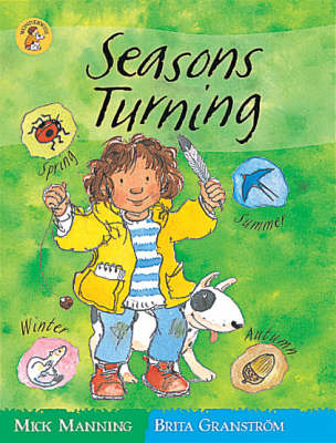 Seasons Turning by Mick Manning image