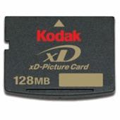 KODAK 128MB Kodak XD Picture Card with case
