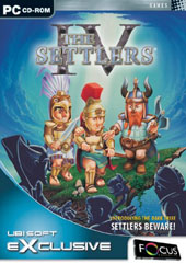 The Settlers 4 Gold Edtion for PC Games