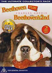 Beethoven 1 & 2 (2 Disc Set) on DVD