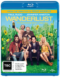 Wanderlust on Blu-ray