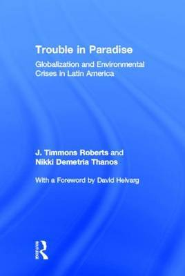 Trouble in Paradise by J.Timmons Roberts image