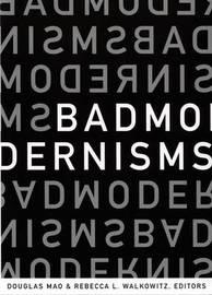 Bad Modernisms image