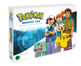 Pokemon: Seasons 1 & 2 Limited Edition Box Set DVD