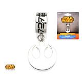 Star Wars Rebel Alliance Symbol Dangle Charm