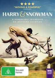 Harry & Snowman DVD