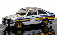 Scalextric: Ford Escort MK2 - Acropolis Rally 1980 - Slot Car