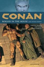 Conan Volume 5: Rogues in the House and Other Stories by Tim Truman image
