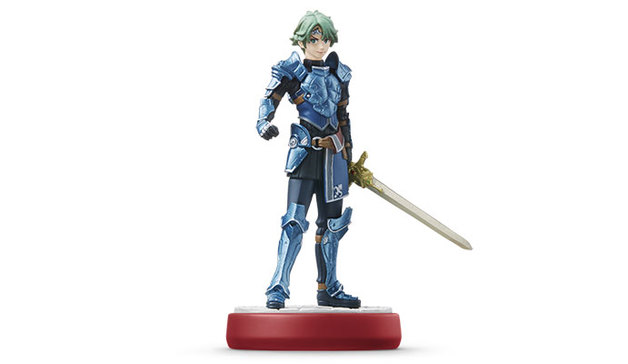 Nintendo Amiibo Alm - Fire Emblem Collection for
