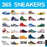 365 Sneakers 2018 Wall Calendar by Universe Publishing