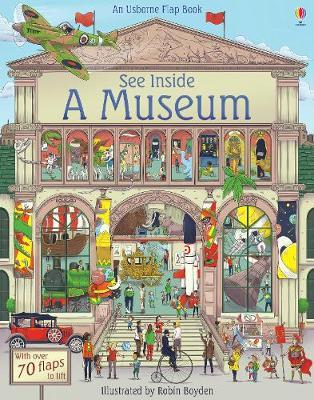 See Inside a Museum by Matthew Oldham