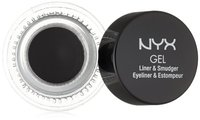 NYX Gel Eyeliner & Smudger - Betty