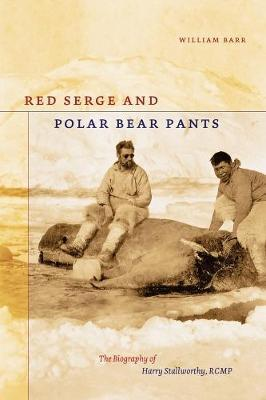 Red Serge and Polar Bear Pants by William Barr image