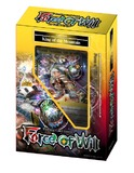 Force of Will Starter Deck: King of the Mountain