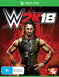 WWE 2K18 for Xbox One