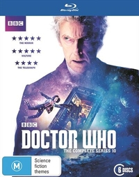 Doctor Who - The Complete Series 10 on Blu-ray