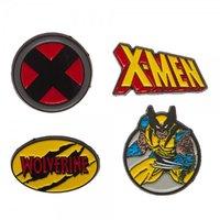 X-Men Lapel Pin Set