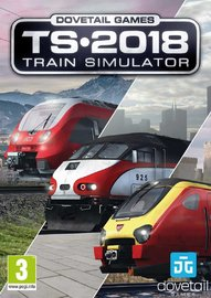 Train Simulator 2018 for PC Games