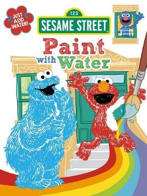 Sesame Street: Paint with Water