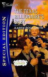 The Texas Billionaire's Baby by Karen Rose Smith image
