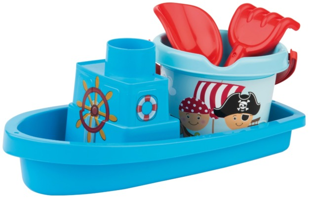 Androni: Summertime Pirates Adventure Boat