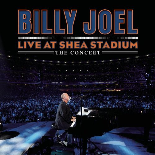 Billy Joel - Live at Shea Stadium (2CD/DVD) by Billy Joel image
