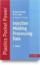 Injection Molding Processing Data by C.A. Naranjo