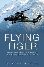 Flying Tiger by Ulrich Krotz